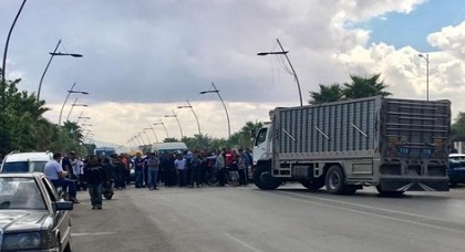 ممتهنو التهريب المعيشي عبر الحدود مع الجزائر ينزلون للاحتجاج في الشارع