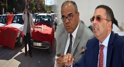 عامل الدريوش يستقبل ممثلي سيارات الأجرة ويتعهد بإيجاد حلول عاجلة لمطالبهم والإجتماع يُخلّف إرتياحا
