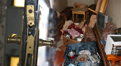 إستفحال ظاهرة سرقة المنازل بالدريوش تعود من جديد