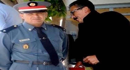 """تنقيل قائد الدرك بالدريوش """"بوشتى الشعب"""" لمركز ميضار وتعويضه بأحمد قسو"""