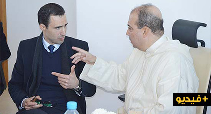 مدير وكالة مارتشيكا يعقد لقاء تواصليا  بجماعة بوعارك ويستمع لعرض مفصل حول مشاكل المنطقة
