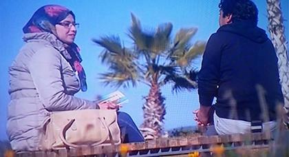 """صاحبة الحقيقة مريامي تتحدث لمن يشغلهم وهج حروفها بلسان أمازيغي عن""""تحت القبر"""" في حلقة من كتاب اقريتو"""