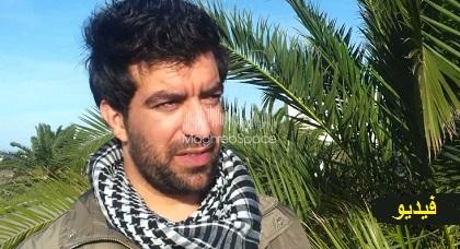 """المنشد اسماعيل بلعوش يكشف عن قدر المبلغ اللازم لنقل الشااب الناظوري """"وليد أمعكناف"""" إلى ألمانيا لعلاجه"""