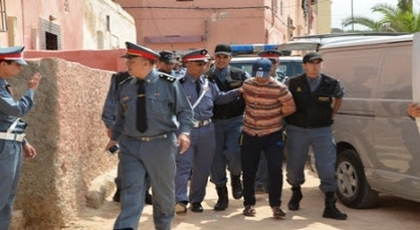 ضربة معلم.. درك الكبداني يعتقل شخصين متورطين في تكوين عصابة اجرامية تقوم بالسطو بالسلاح الأبيض