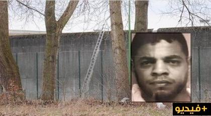 """هروب السجين """"مصطفى إكن"""" المعروف بإستعمال العنف في السرقة من سجن ببلجيكا يستنفر الأجهزة الأمنية"""