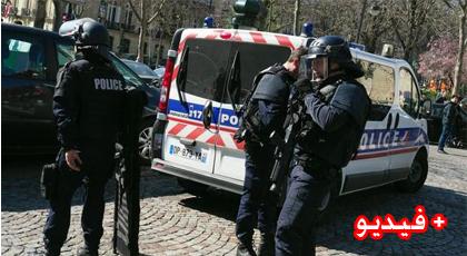 انفجار ظرف مفخخ  بعد فتحه في مكتب صندوق النقد الدولي بفرنسا وهذا هو عدد  الضحايا