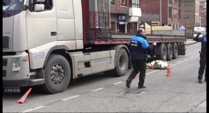 محترف مغربي في فريق إسباني يلقى مصرعه بعدما دهسته شاحنة بطريقة مروعة