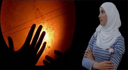 """مريم المرابط يافعة من مدينة الحسيمة  تبدع في أداء مقاطع """"إزران"""" بحلة جديدة"""