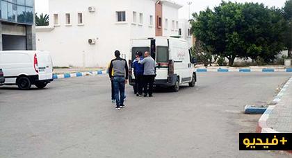 حملة تطهيرية واسعة إمتدت على مدار أسبوع لإجلاء المتشردين والمتسكعين وسط بني أنصار