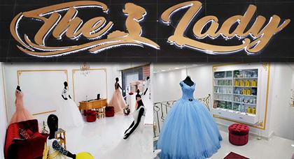 """افتتاح محل """"ليدي"""" الفاخر لكراء وبيع لوازم وفساتين الأعراس الراقية وسط الناظور"""