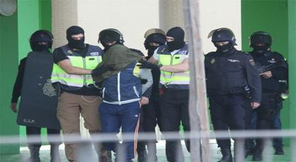 أسرار جديد في قضية الجهاديين المغاربة التسعة الموقوفين في إسبانيا