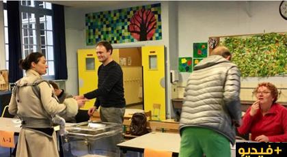 الفرنسيون يتوجهون إلى صناديق الاقتراع لاختيار رئيس جديد للبلاد وسط إجراءات أمنية مشددة