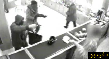 سجين مغربي بإسبانيا مسجل خطر يفر من المحكمة أثناء جلسة محاكمته