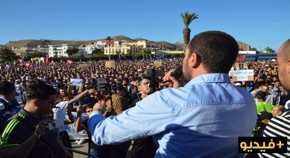 روبرتاج مصور.. في مسيرة الغضب على الحكومة المحتجون يؤدون القسم ويعلنون الاستمرار