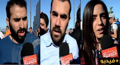 أبرز نشطاء الحراك: مطالبنا إجتماعية وتصريحات الحكومية غير مسؤولة وسنستمر حتى تحقيق مطالبنا العادلة