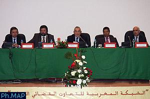 المغرب وإسبانيا عازمان على تطوير تعاونهما في المجال القضائي