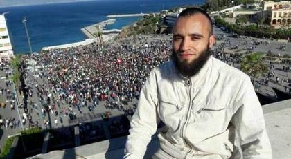 الناشط المرتضى اعمراشا يستغرب من متابعته بقانون الارهاب