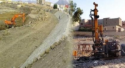 عمالة الدريوش تطلق أشغال انجاز الدراسات التقنية لبناء قناطر للعبور بين أحياء بين الويدان ومركز المدينة