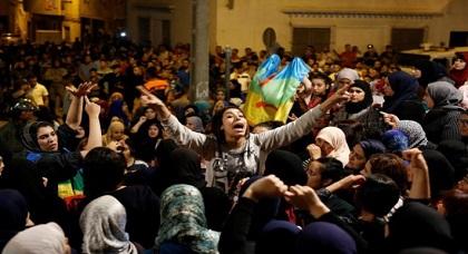 بالفيديو..مواطنة ريفية تُطلق نداء من أجل مسيرة نسائية لإطلاق سراح المعتقلين