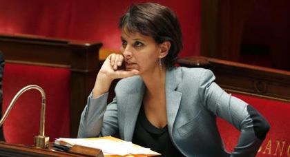 الوزيرة الريفية السابقة في الحكومة الفرنسية نجاة بلقاسم تخسر معركة الإنتخابات