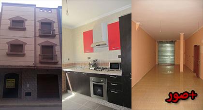 منازل عصرية وبأثمنة مناسبة عند الشركة الرائدة إمو ادريس بالناظور والعروي وسلوان