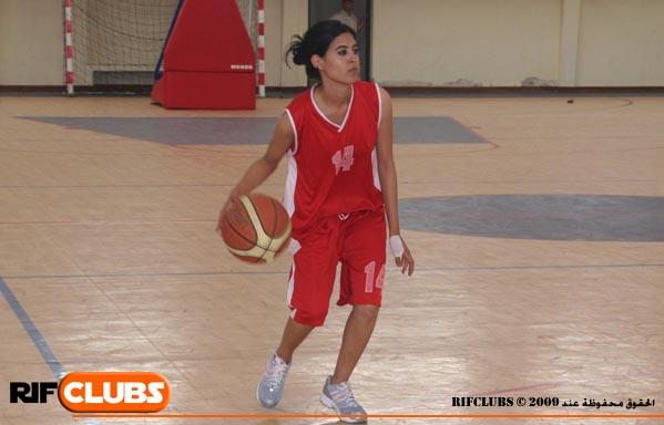 السلة النسوية للناظور يتاهلن الى مباريات نصف نهاية بلاي اوف