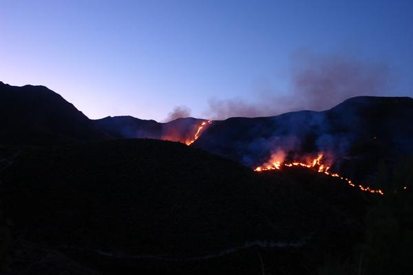 التفاصيل الكاملة لرحلة النار والدخان إلى جماعة أركمان