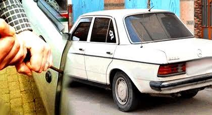 الدريوش.. مجهولون يتمكنون من سرقة سيارة مواطن مستغلين تواجده بالمسجد