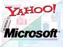 شائعات حول اتفاق بيع محرك بحث ياهوو لشركة مايكروسوفت