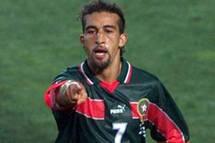 جنوب إفريقيا تختار مصطفى حاجي سفيراً لكأس العالم 2010