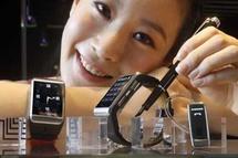 أول ساعة يد هاتفية من شركة سامسونج للإلكترونيات