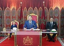 نص الخطاب الذي وجهه جلالة الملك إلى الأمة بمناسبة عيد العرش
