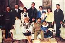 عائلة صدام تعيش على مساعدات قطر والاردن