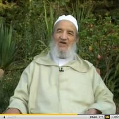 الشيخ عبد السلام ياسين يظهر في صحة جيدة