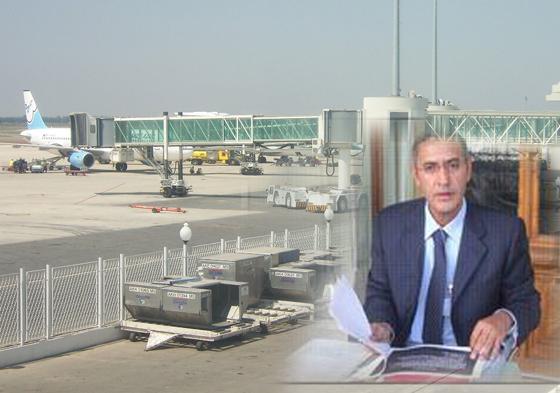 عالقون من الكونغرس العالمي الأمازيغي بمطار هواري بومدين