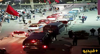 """بوادر الإنفراج.. الأمن يسحب قواته من ساحة """"الشهداء"""" بالحسيمة"""