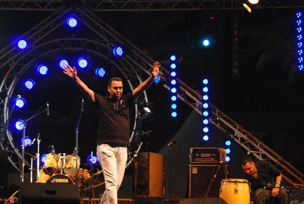 المهرجان المتوسطي للحسيمة على ستوديو نْ ثُودارث