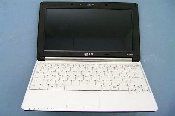 جهاز النت بوك الجديد LG X130