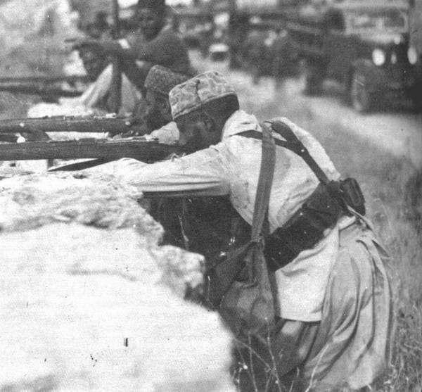 حفريات تاريخية حول مشاركة المغاربة في الحرب الأهلية الاسبانية