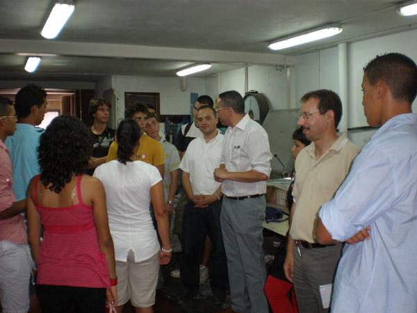 مدينة مليلية تستضيف الملتقى الشبابي الإعدادي لحوار الثقافات