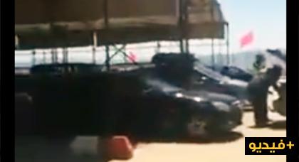 بالفيديو: مهاجر ريفي يكذب المزاعم القائلة باعتقال أفراد الجالية بميناء المسافرين بالحسيمة