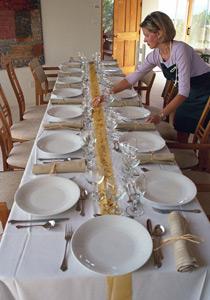 اليكم اتيكيت المائدة الرمضانية