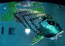 فئة جديد من الاسماك الالكترونية قادرة على الغوص في المحيطات