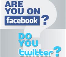الفايسبوك أو التويتر قد يضرون بوظائف الناس