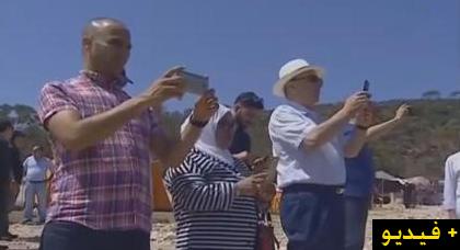 فيديو.. ممثلو عشرون وكالة أسفار من مختلف مدن  المغرب يزورون شواطئ الحسيمة لهذا السبب