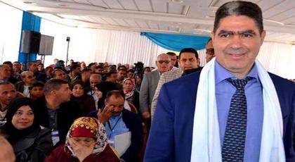 """وزارة الداخلية """"تــكردع"""" الفتاحي وترفض ملف مؤتمره المنعقد بالدريوش لهذا السبب"""