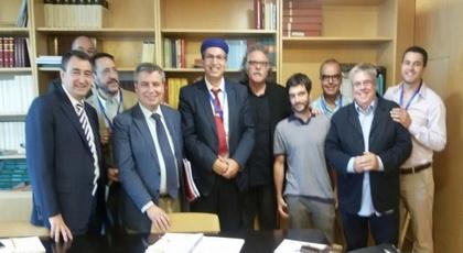 الراخا: برلمانيو اسبانيا منزعجون من تعامل الدولة المغربية مع حراك الريف