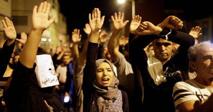 اضراب المعتقلين ...  التامك يكذب  و العائلات تحمل المسؤولية للدولة