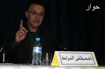 مصطفى المرابط مدير مركز الجزيرة للدراسات بقطر يفتح قلبه لزوار ناظورسيتي