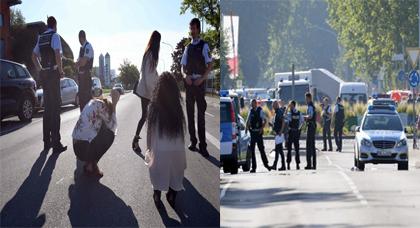 بالصور.. مصرع شخصين وجرح ثلاثة آخرين في حادث إطلاق نار داخل ملهى ليلي بألمانيا
